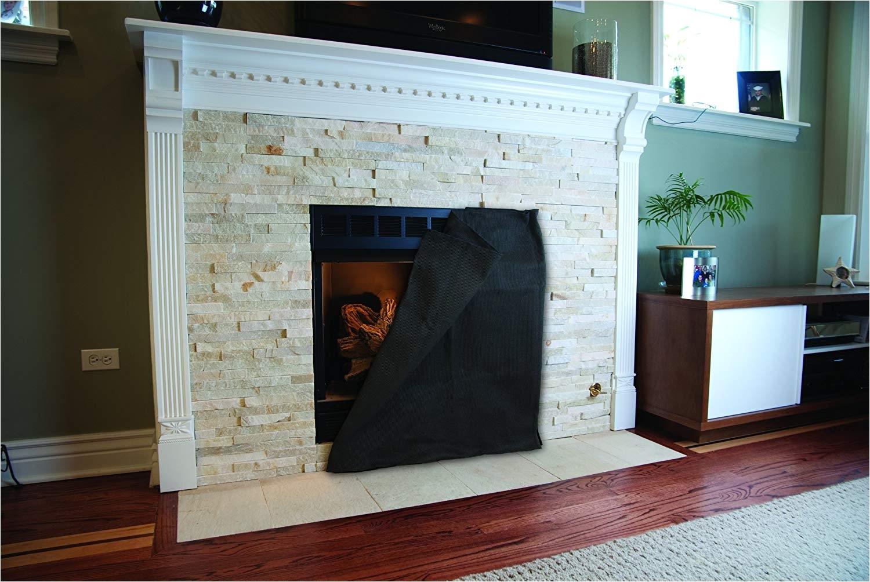 amazon com fireplace blocker 32 inch h x 42 inch w blanket medium home improvement