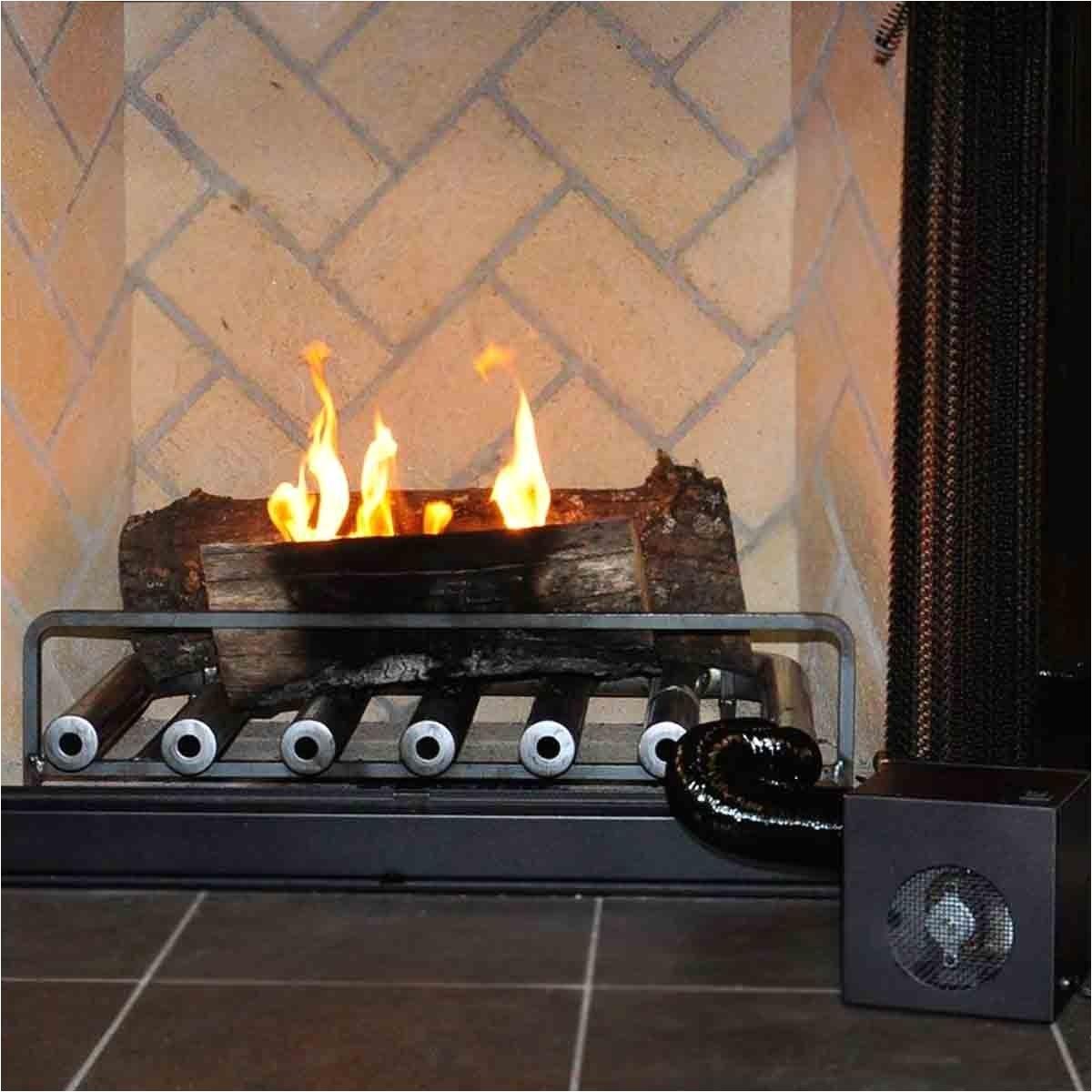 spitfire fireplace heater 6 tube w blower