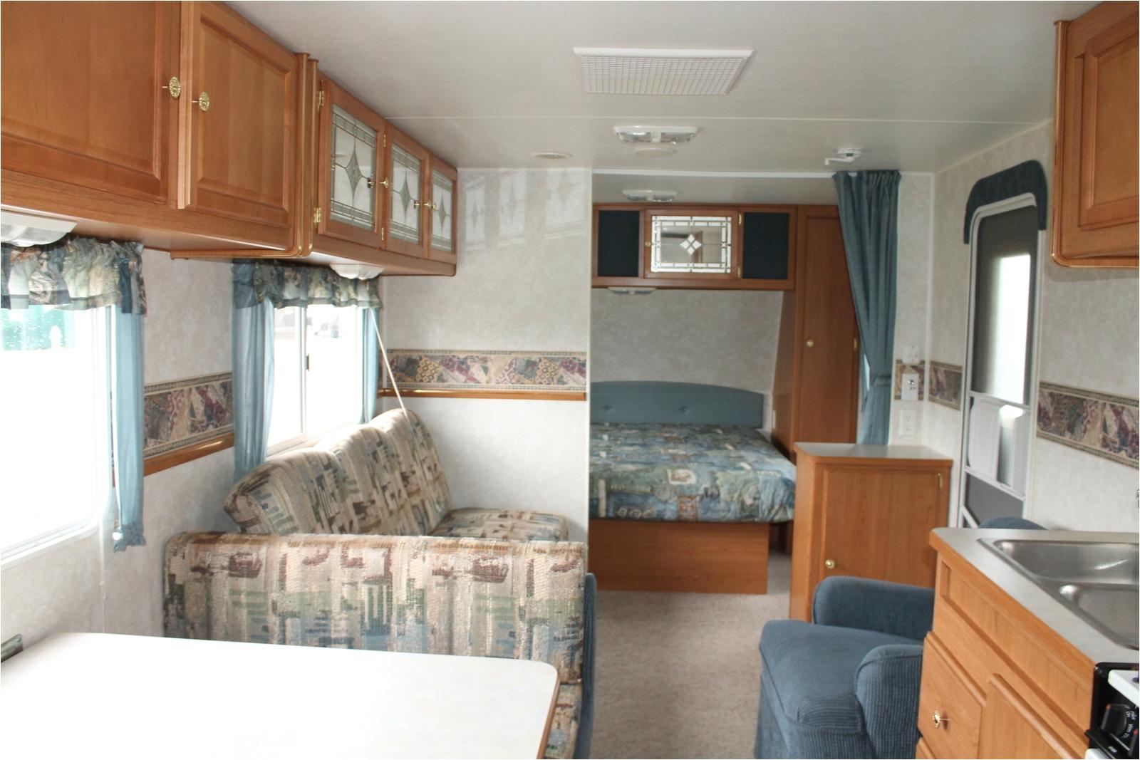 37543 30 2003 fleetwood terry dakota bunk house image