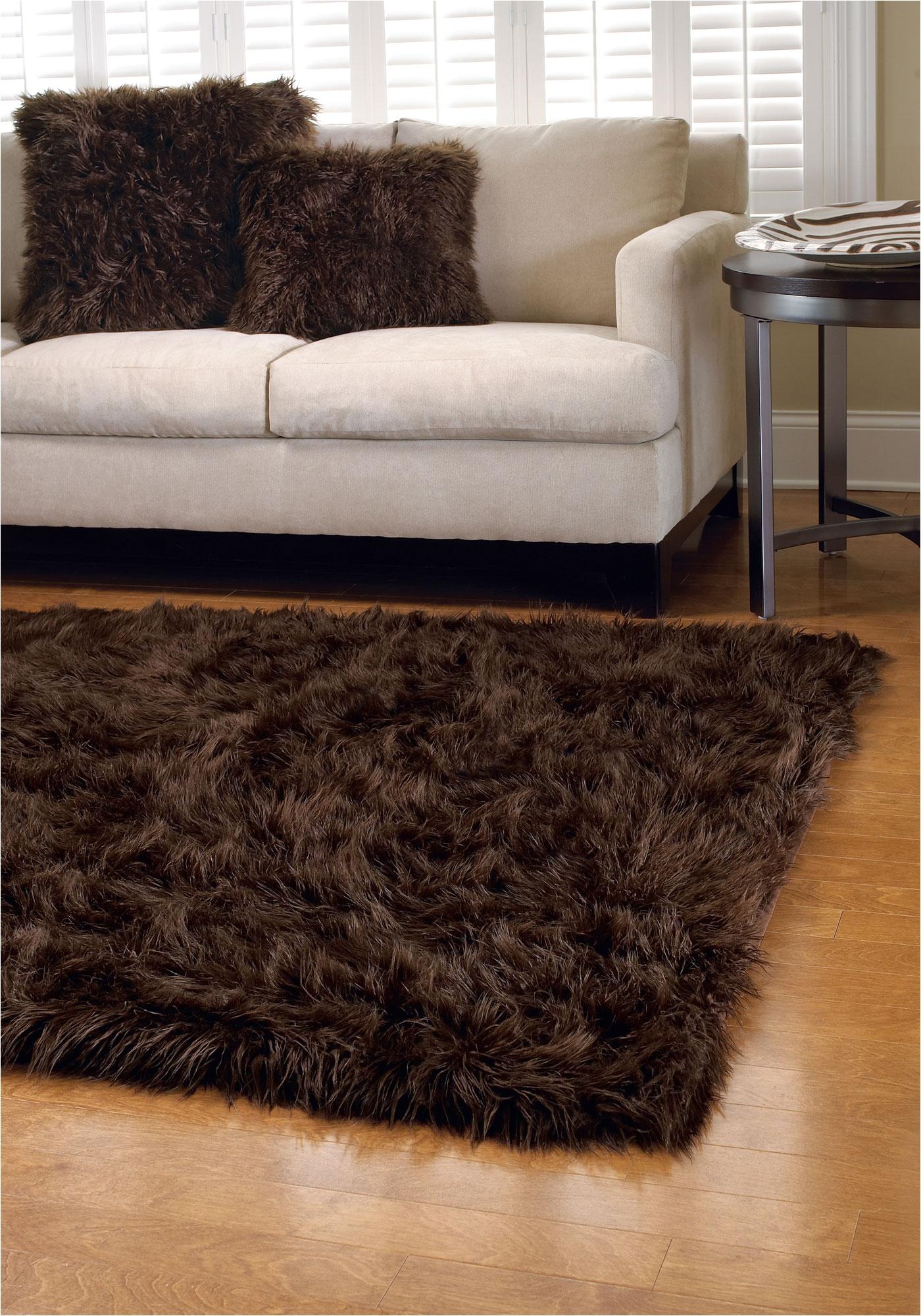 rabbit fur rug fake fur rugs synthetic sheepskin rug