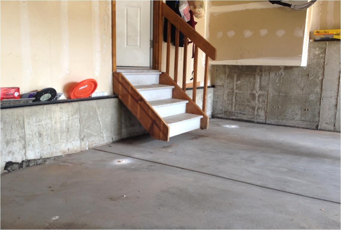 Floor Leveling Contractors In Denver Garage Floor Repairs Lifting Leveling Garage Floors Liftech Corp