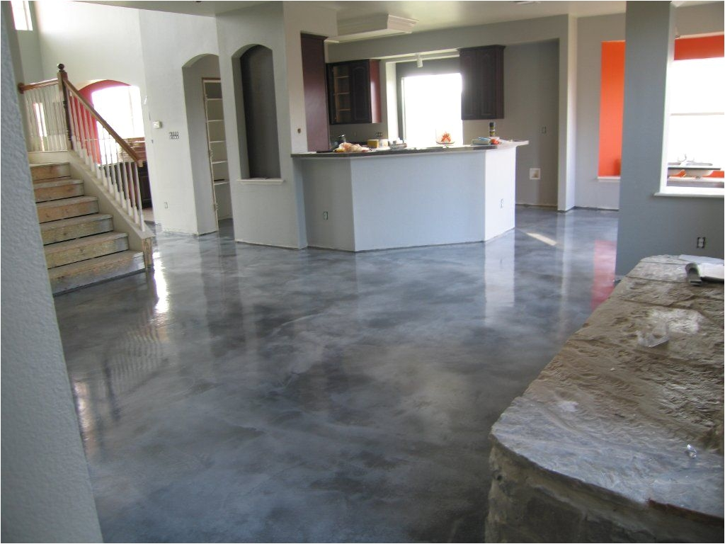 red stained concrete floors dallas fort worth decorative concrete flooring solutions acid stain