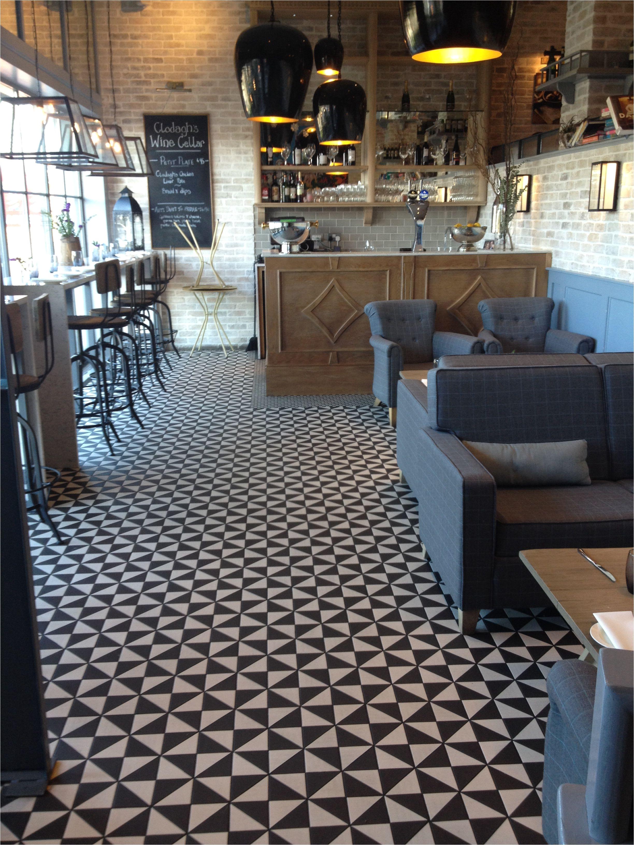 black white floor clodagh s kitchen blackrock dublin