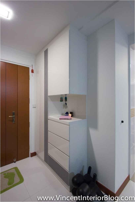 Floor to Ceiling Shoe Rack Behome Design Concept Sengkang 3 Room Hdb Shoe Cabinet 2 Jpg 816