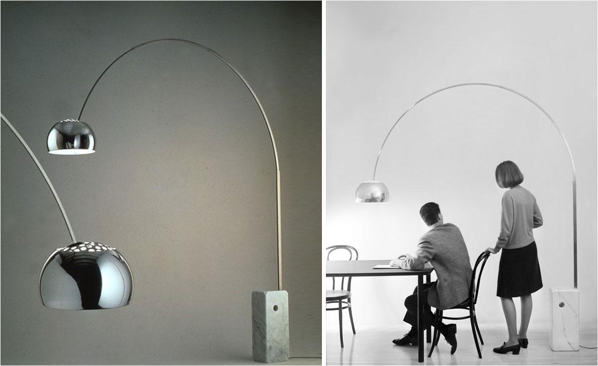 flos arco floor lamp hivemoderncom