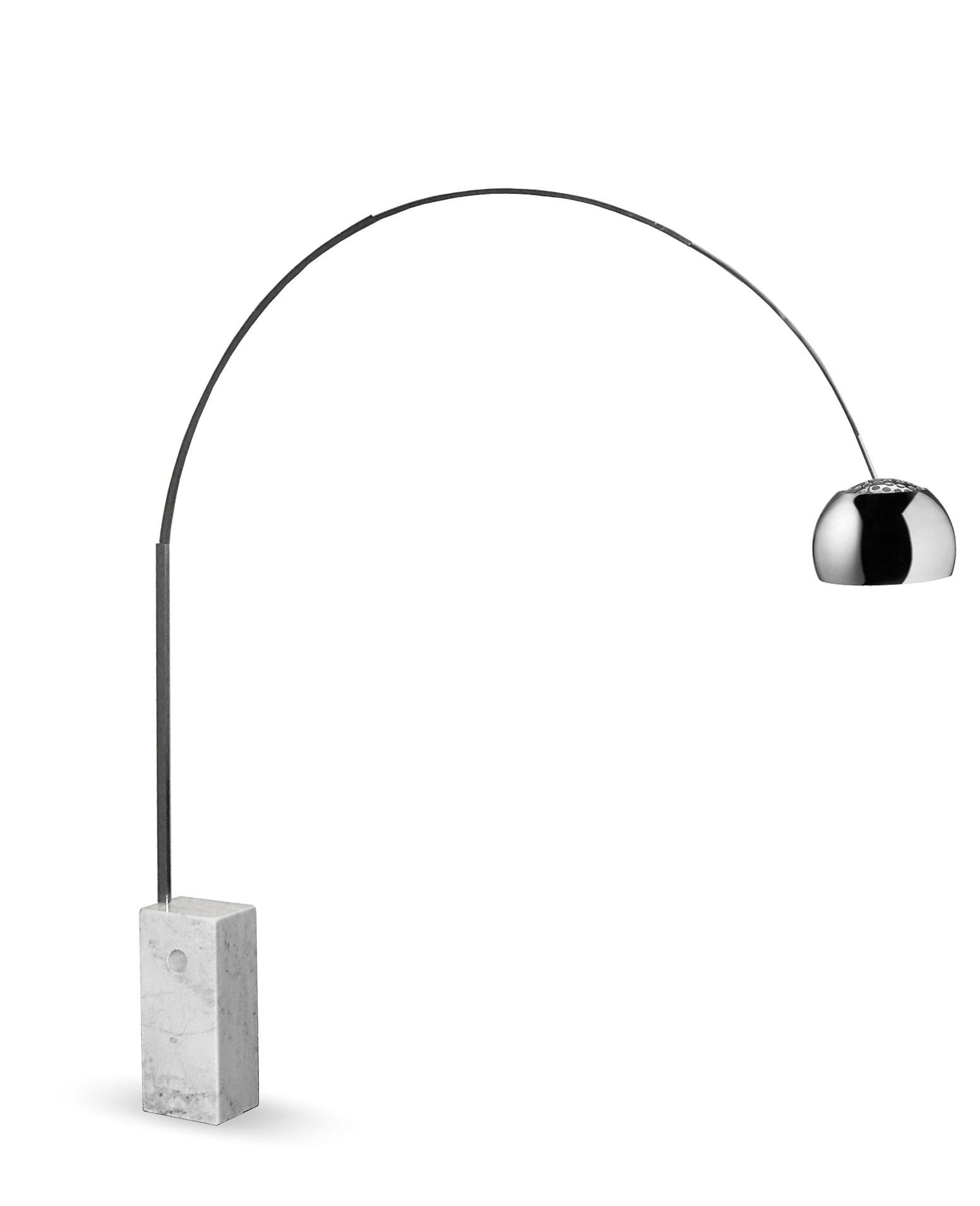 arco floor lamp by flos interior deluxe