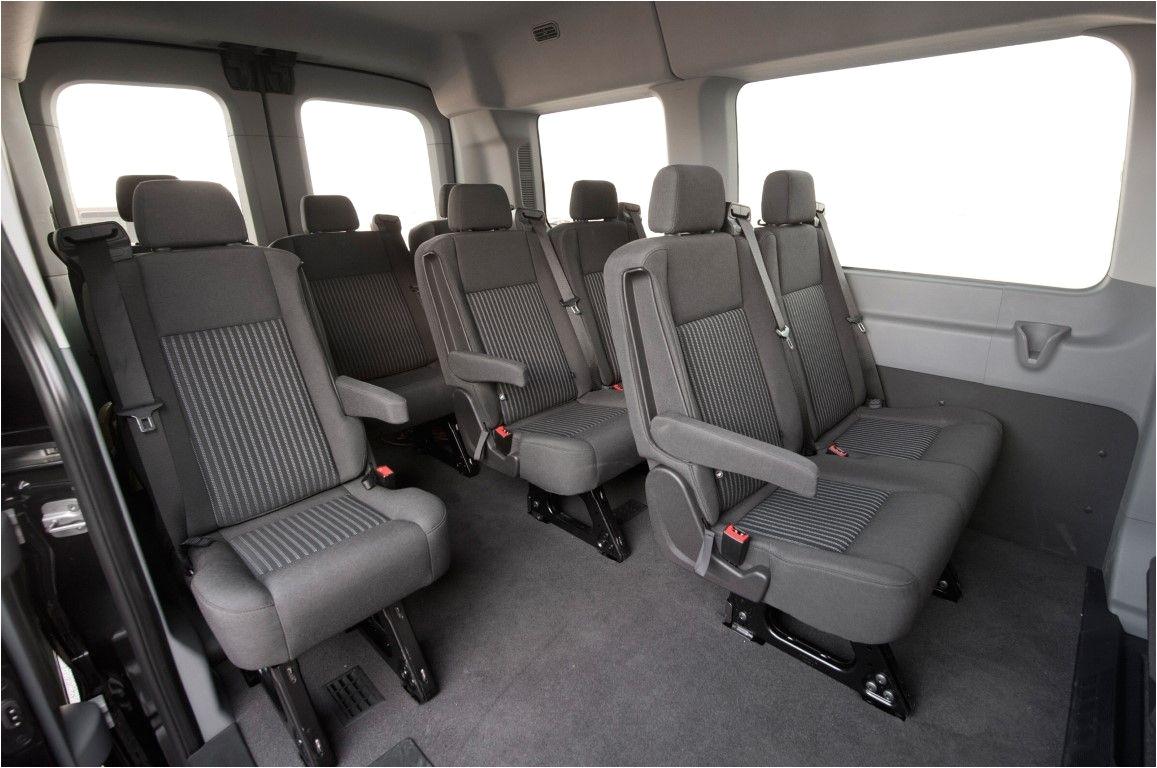 2018 ford transit 12 passenger van review
