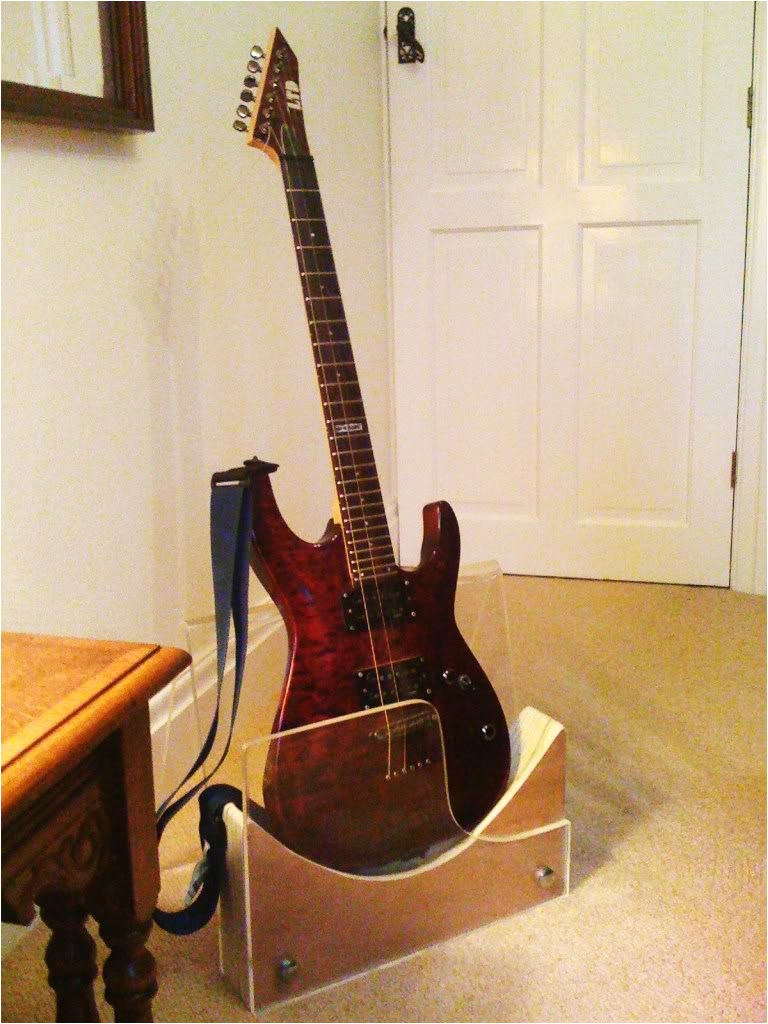 Free Wooden Guitar Rack Plans Wood Free Plans for Wooden Guitar Stand Blueprints Pdf Diy