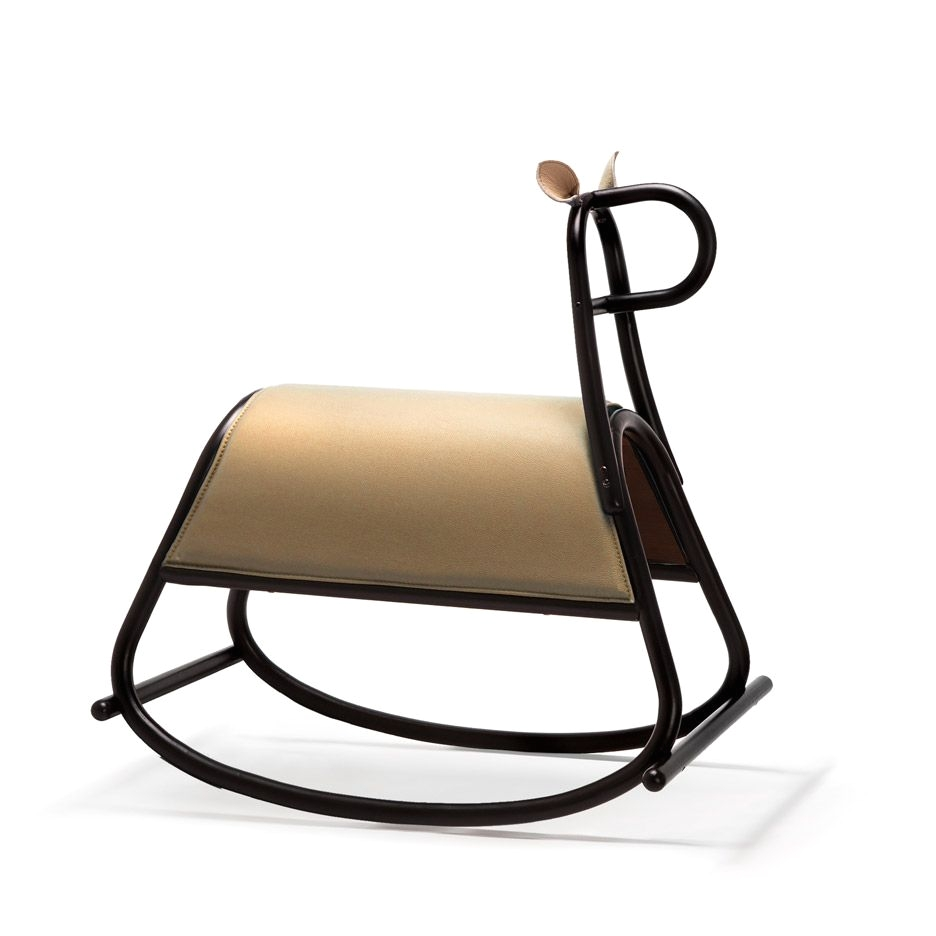 Funny Pictures Of Rocking Chairs Furia Rocking Horse by Front Designed for Gebruder Thonet Vienna S