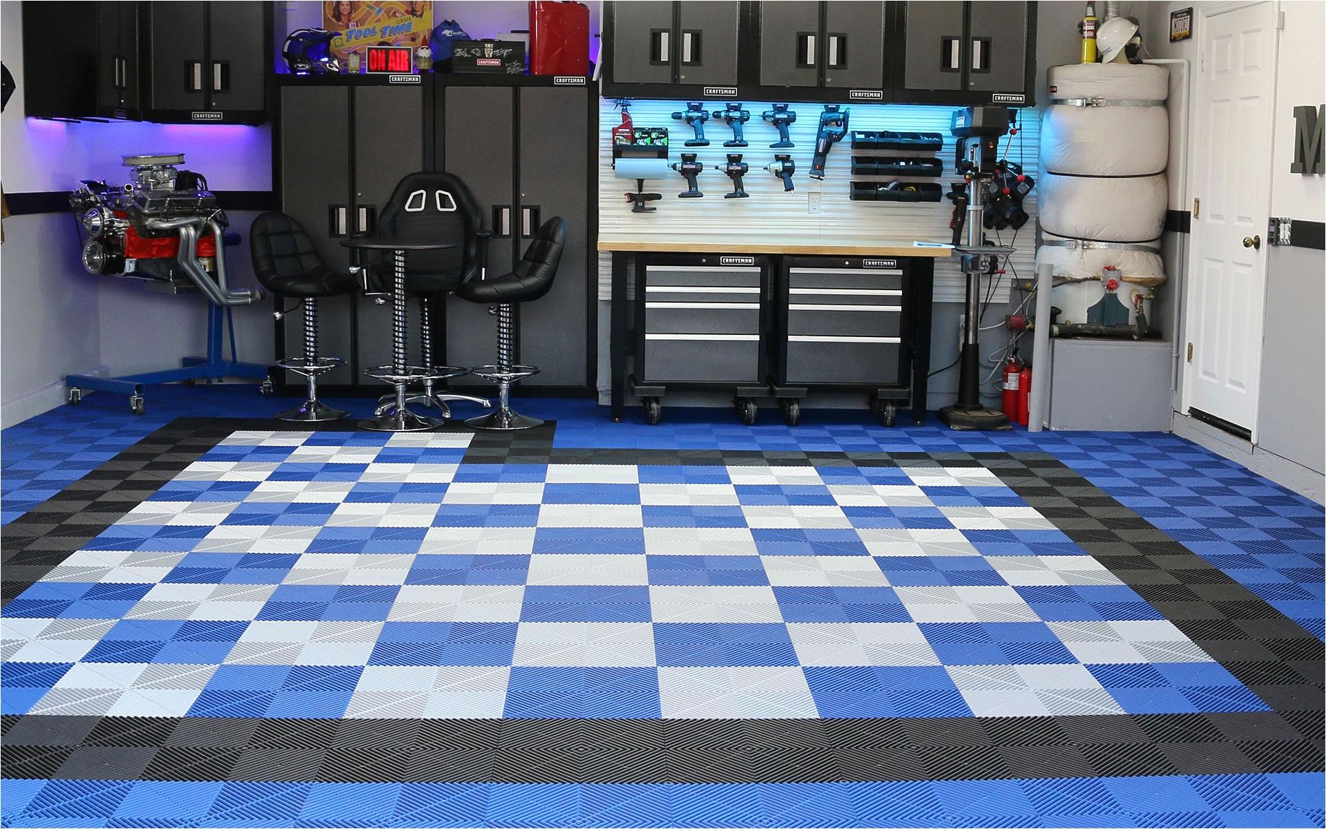 garage floor tiles lowes new rubber javamedfo