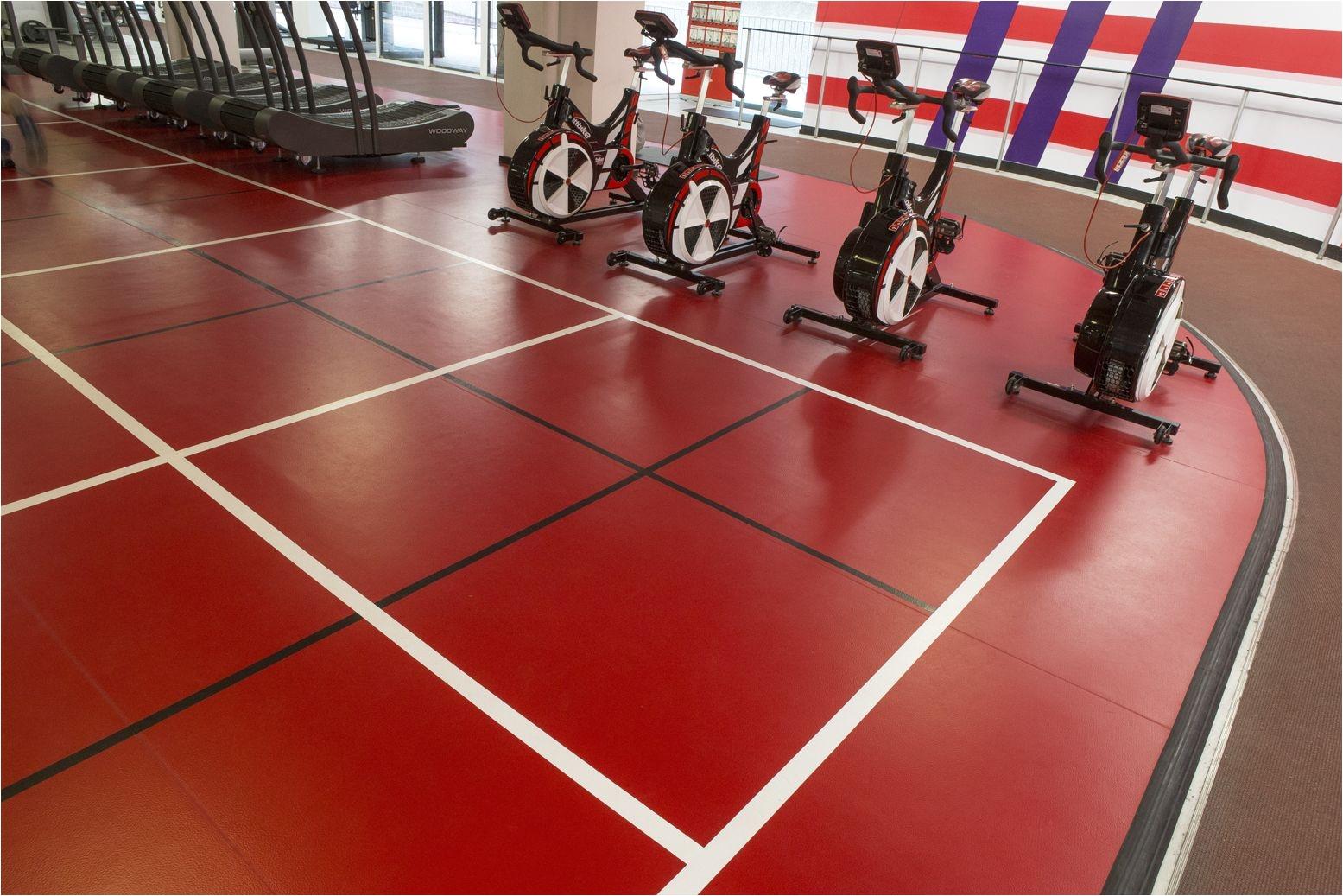 Gerflor Taraflex Flooring Tarai Exa Sport M Evolution Product Offering P1 Shock Absorbency 25