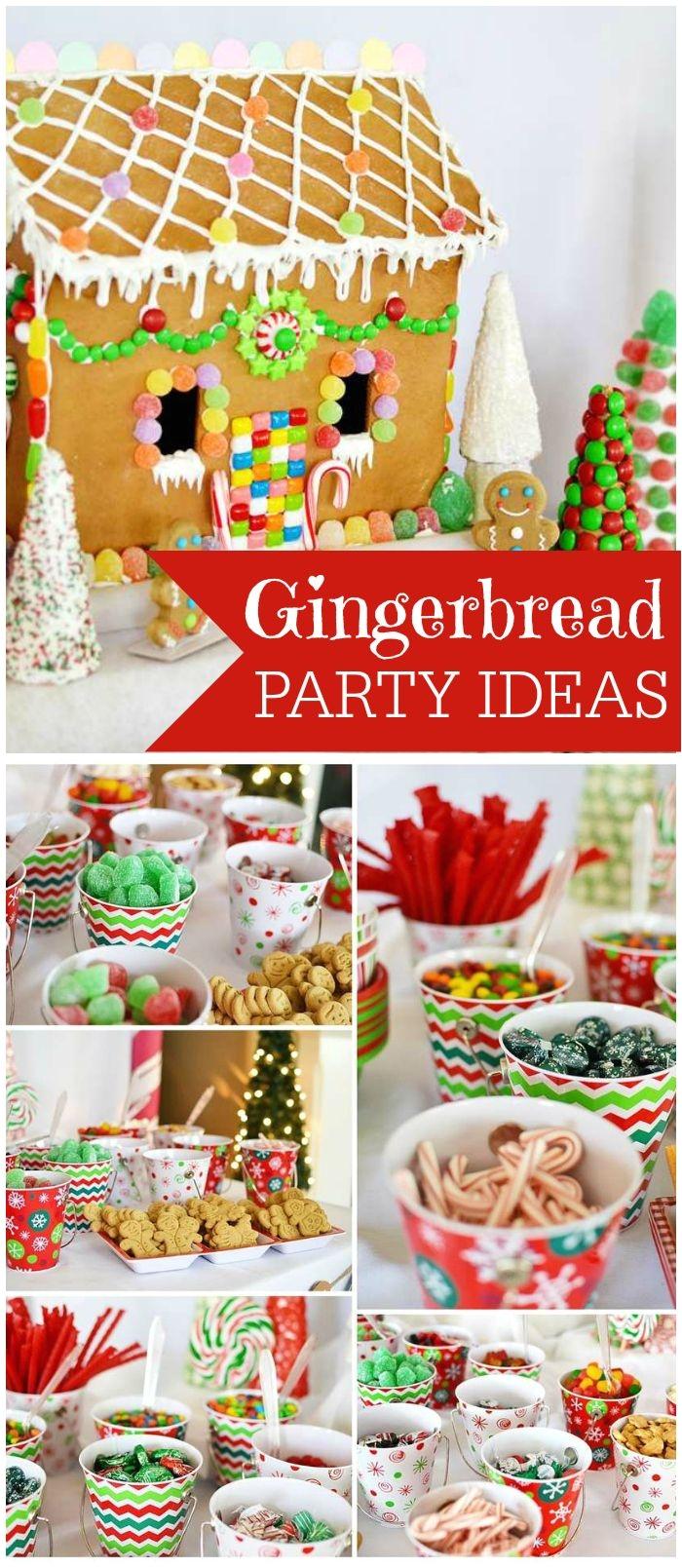 Gingerbread Theme Decorations Bradshomefurnishings
