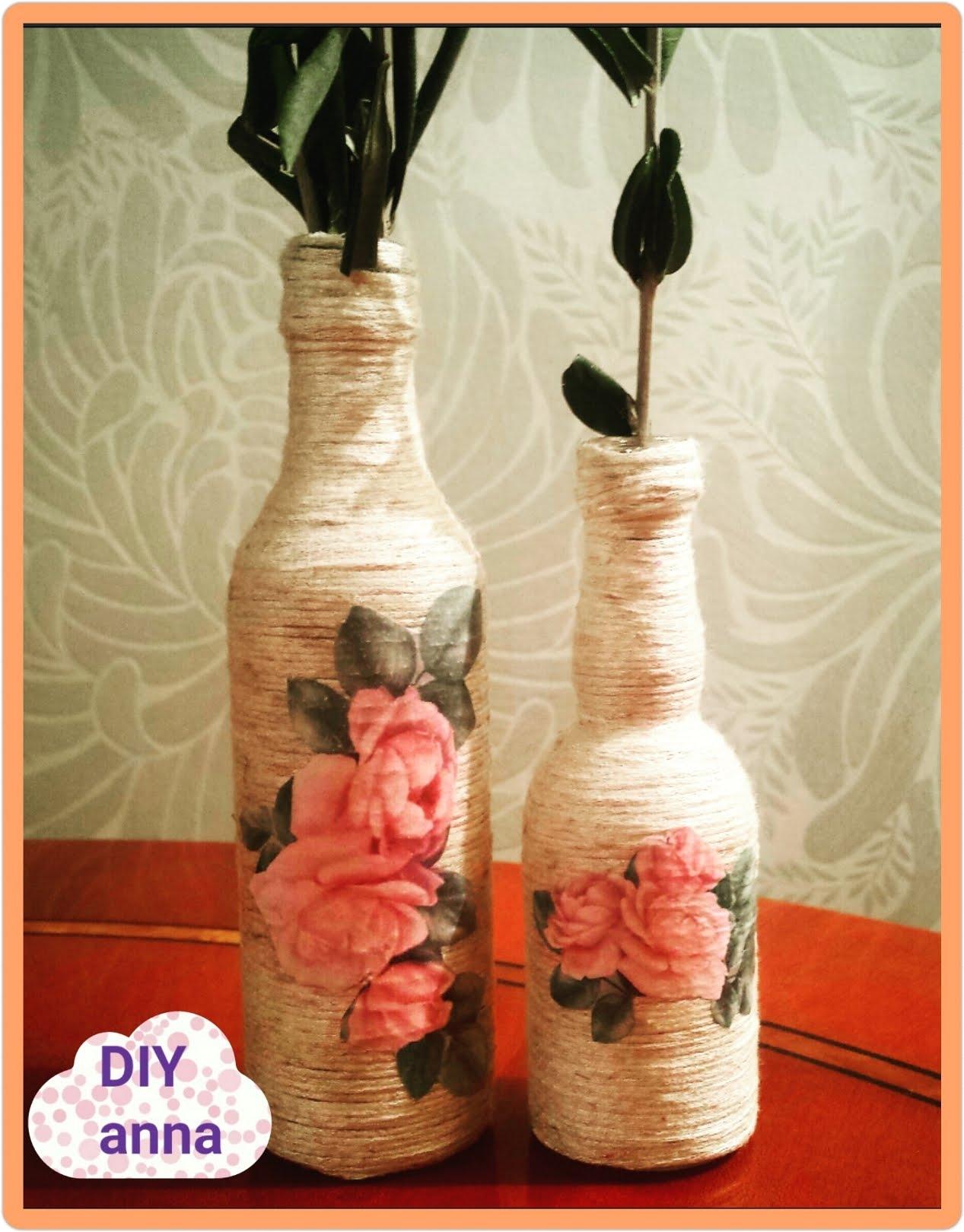 Glass Bottle Decoration Ideas Bradshomefurnishings
