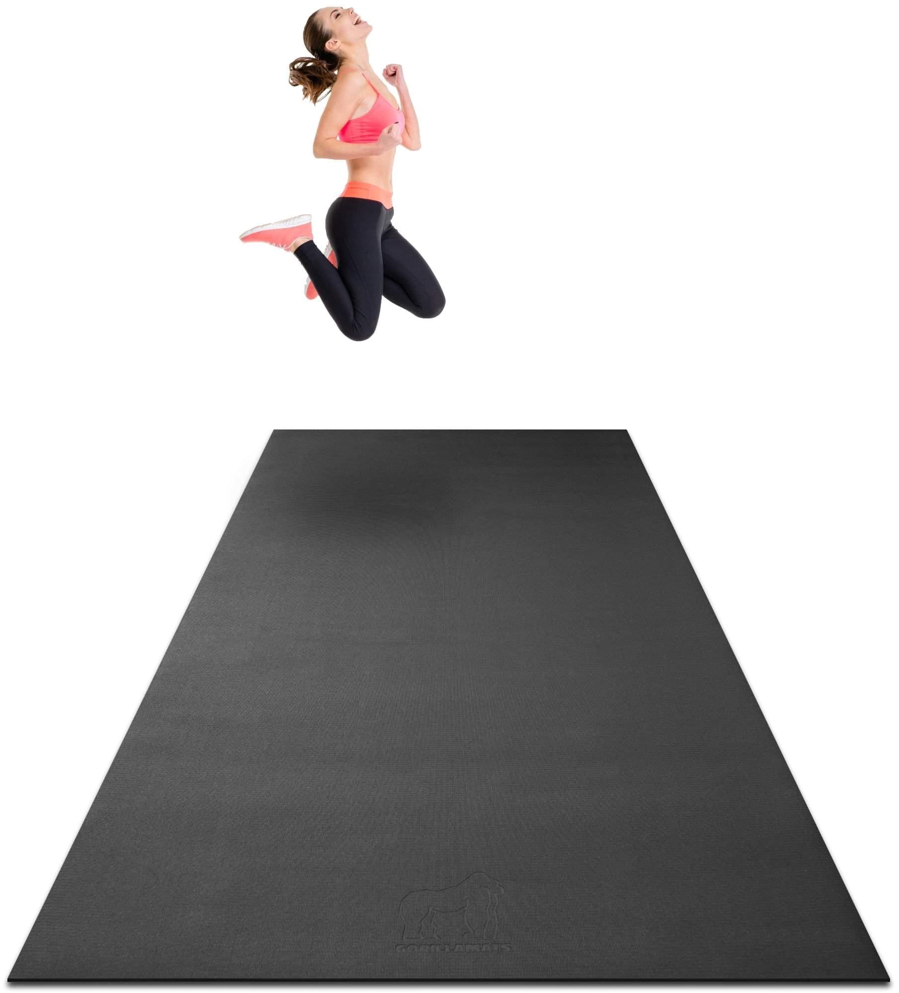 premium large exercise mat gorilla mats