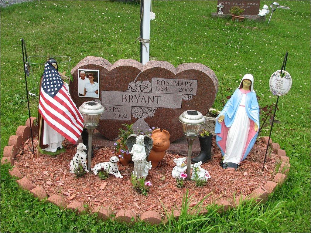 grave decoration ideas