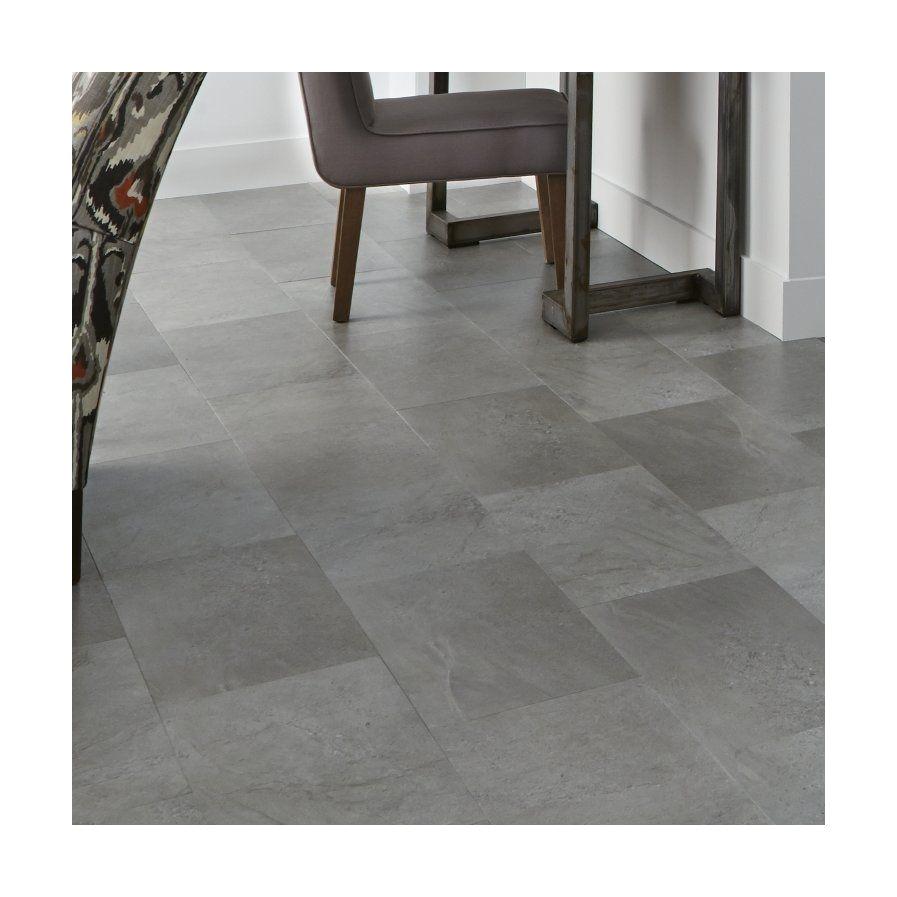 adura meridian glue down resilient 12 x 24 x 4mm luxury vinyl tile in steel