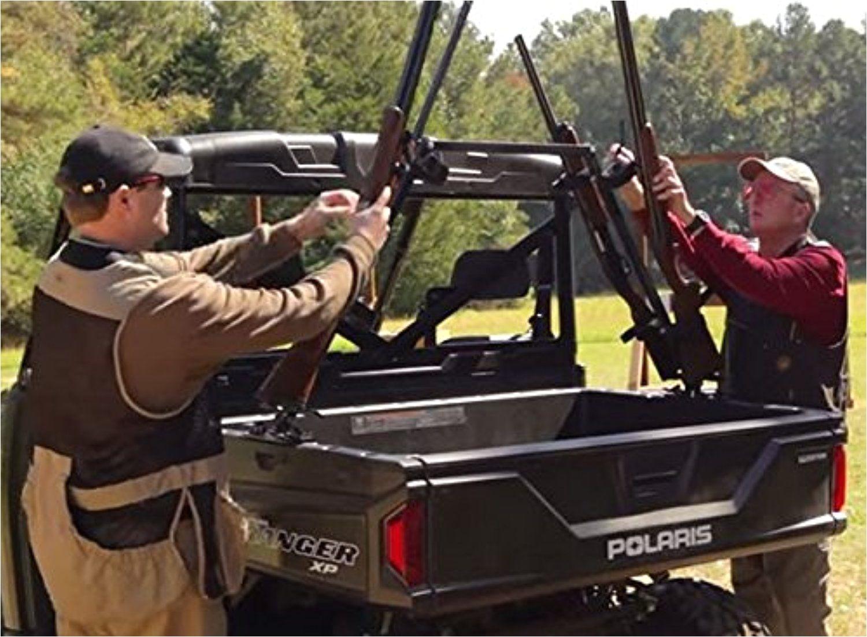Gun Rack for Polaris Ranger Arctic Cat Prowler 1000 2016 Sporting Clays Utv Gun Rack for Your