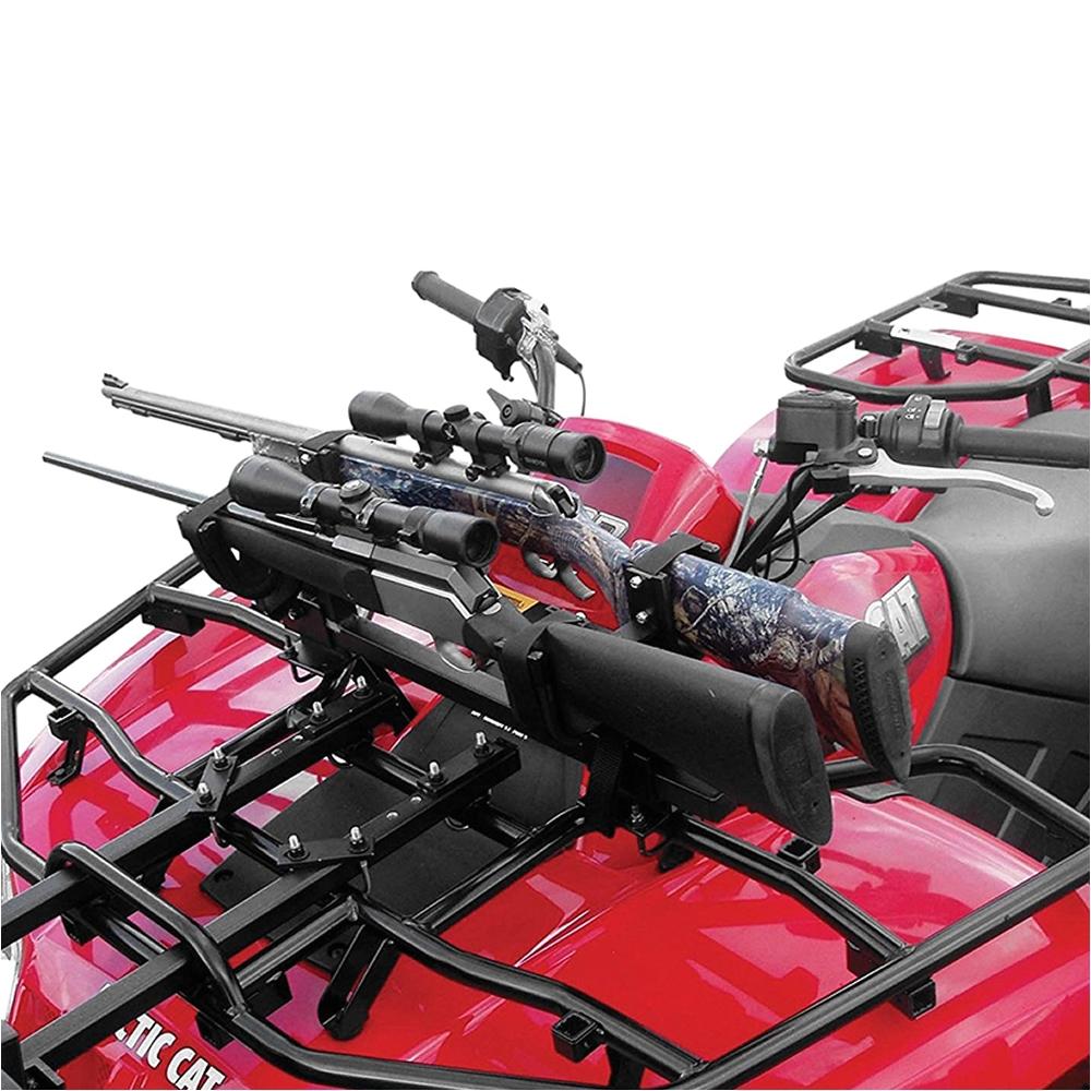 atv gun rack