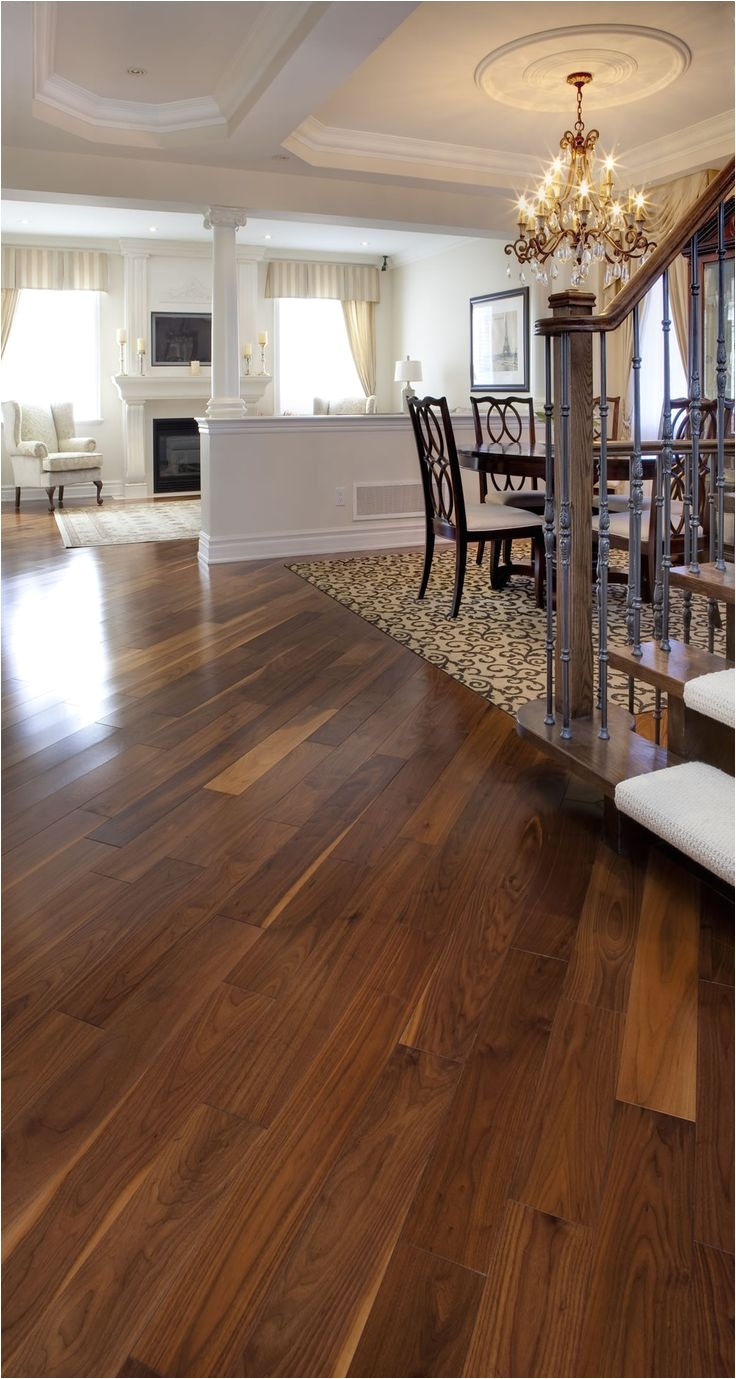 black walnut classic natural manufactured by muskoka hardwood flooring hardwood hardwoodflooring walnut
