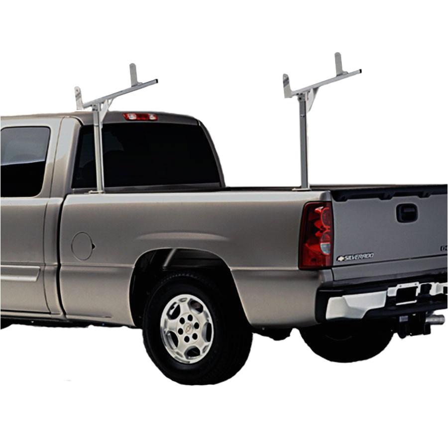 Hauler Removable Truck Rack Shop Hauler Racks Aluminum Removable Truck Side Ladder Rack at Lowes Com