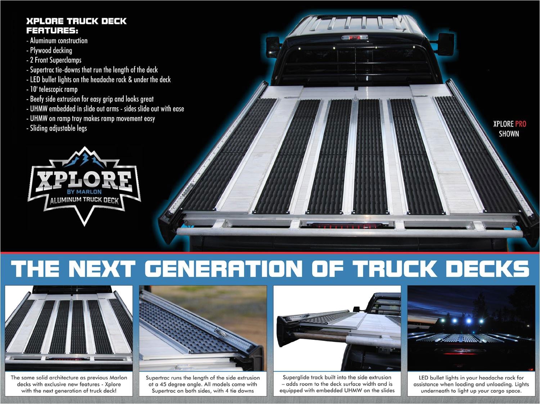 xplore truck deck
