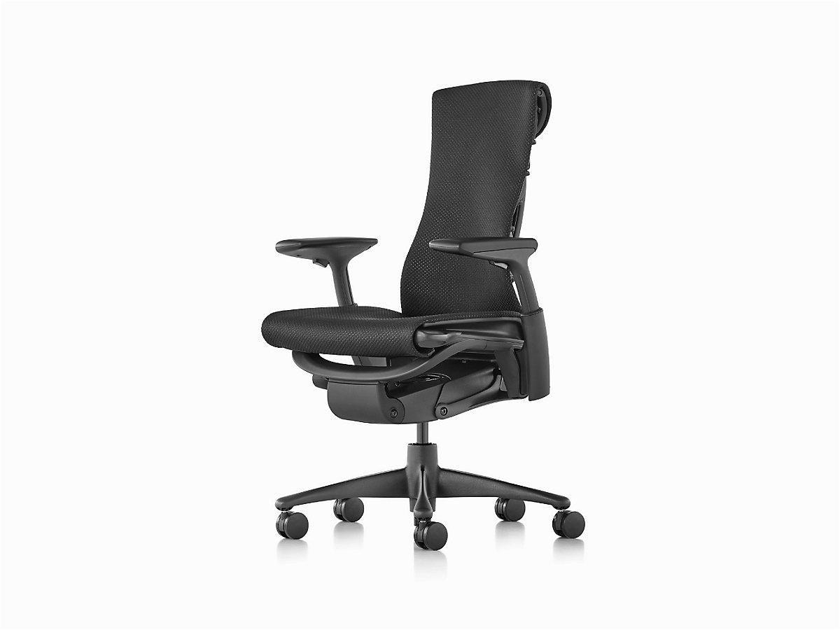 Herman Miller Aeron Chair Sizes Embody Chair Herman Miller