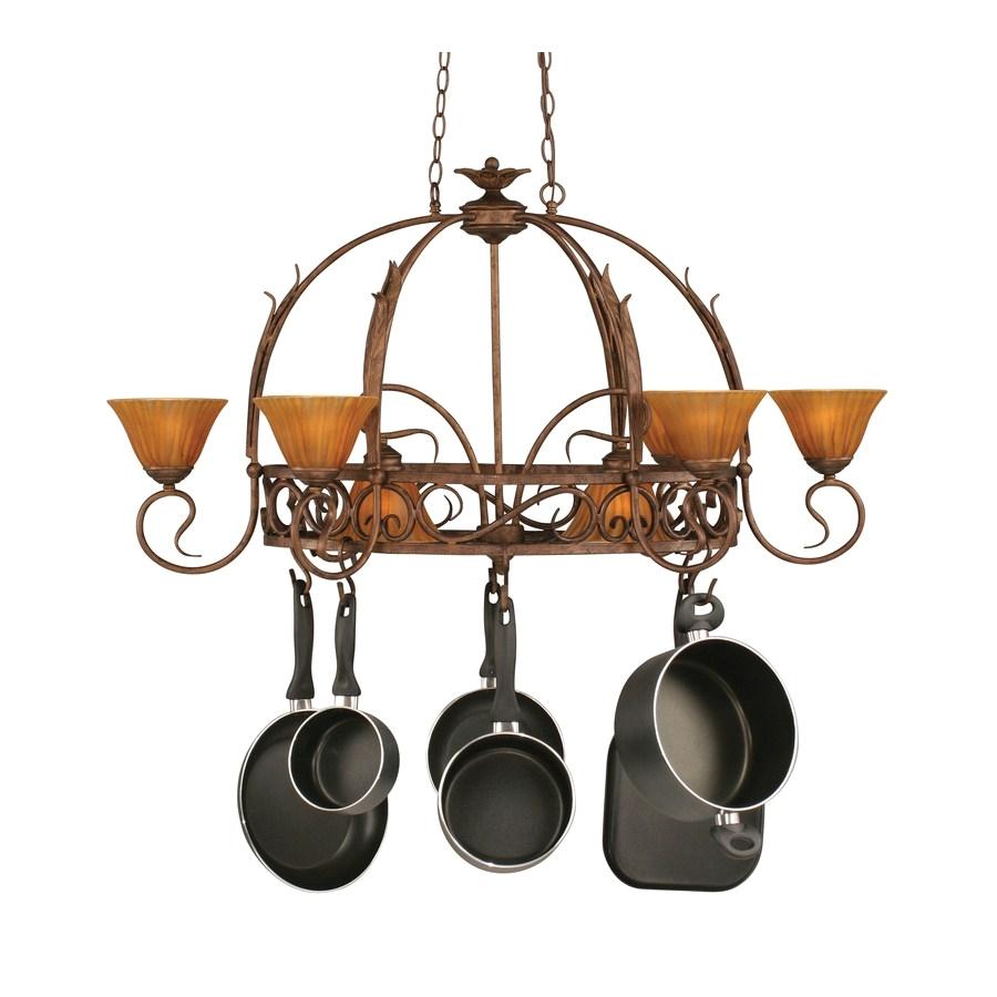 flagrant kitchen pot hanging rack