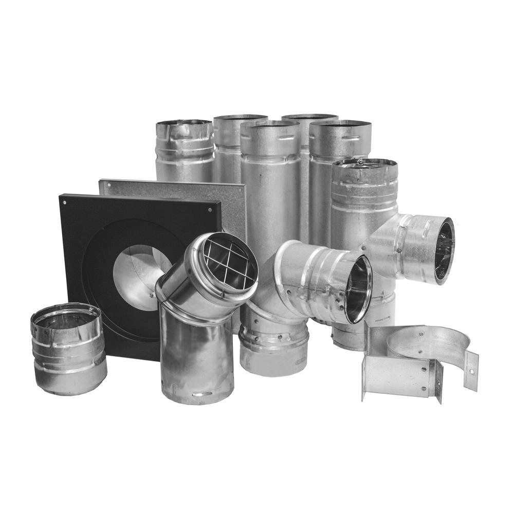 stove pipe kit