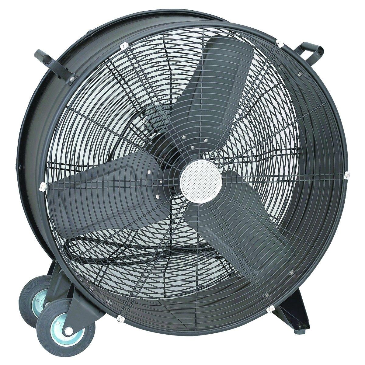 24 high velocity floor fan