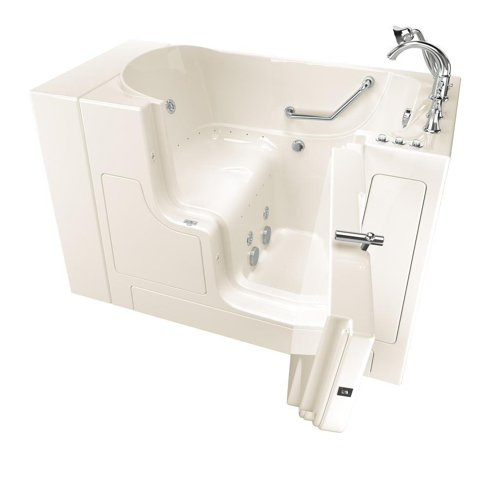 Home Depot Shower Chair American Standard Gelcoat Value Series 51 In Walk In Whirlpool and