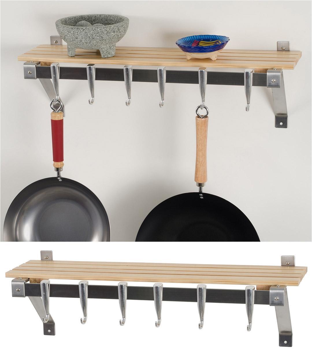 pot racks calphalon pot rack pot and pan rack home depot