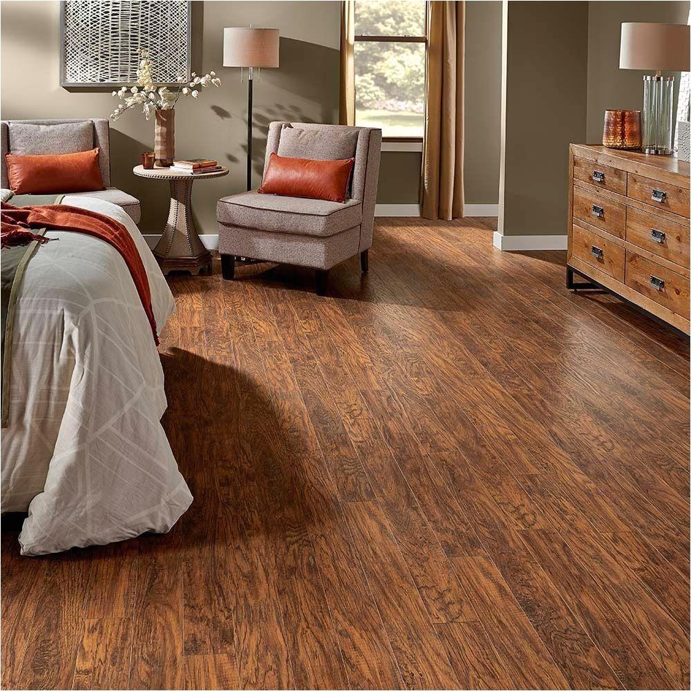 Homedepot Flooring Specials Pergo Xp Highland Hickory 10 Mm Thick X
