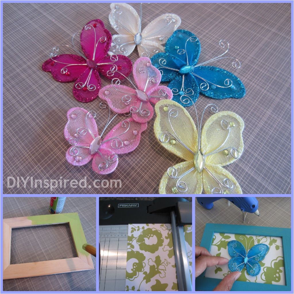 Homemade butterfly Decorations for Party Easy Nursery Decorating Diy Ideas Pinterest Diy butterfly