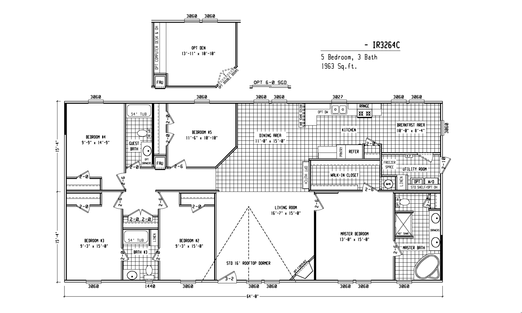 1997 fleetwood mobile home floor plan fuqua homes floor plans fresh manufactured home floor plans fresh