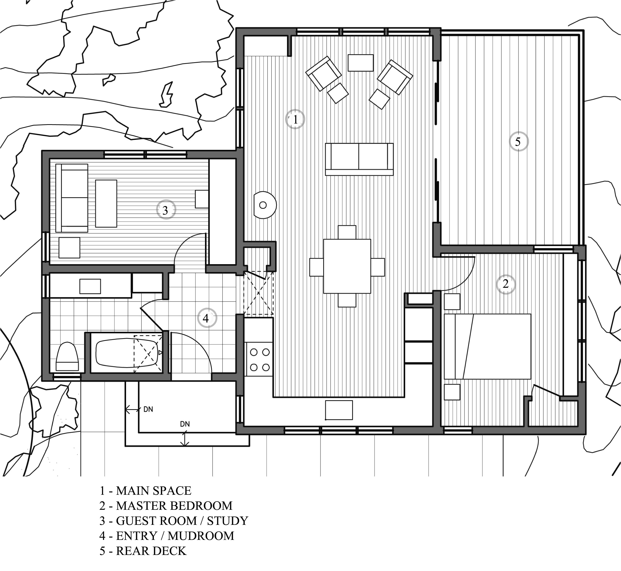 house plans under 150k how to design a big small house
