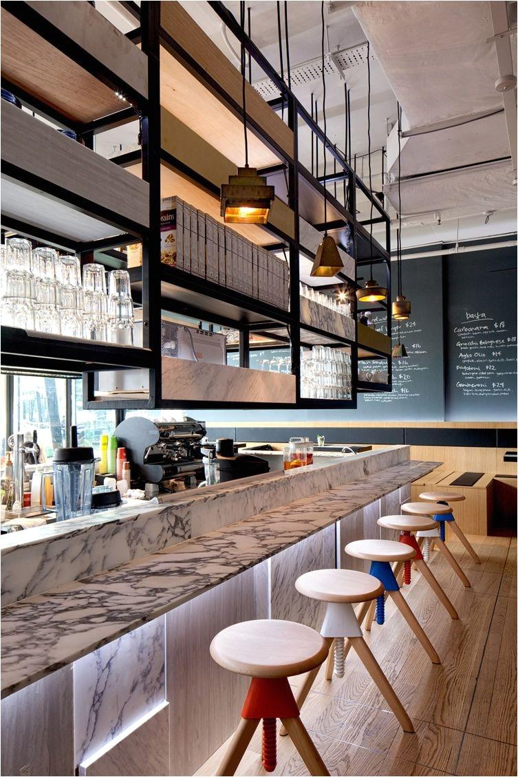 moa e obnia enie strefy baru od strony goa cia kith cafe singapore