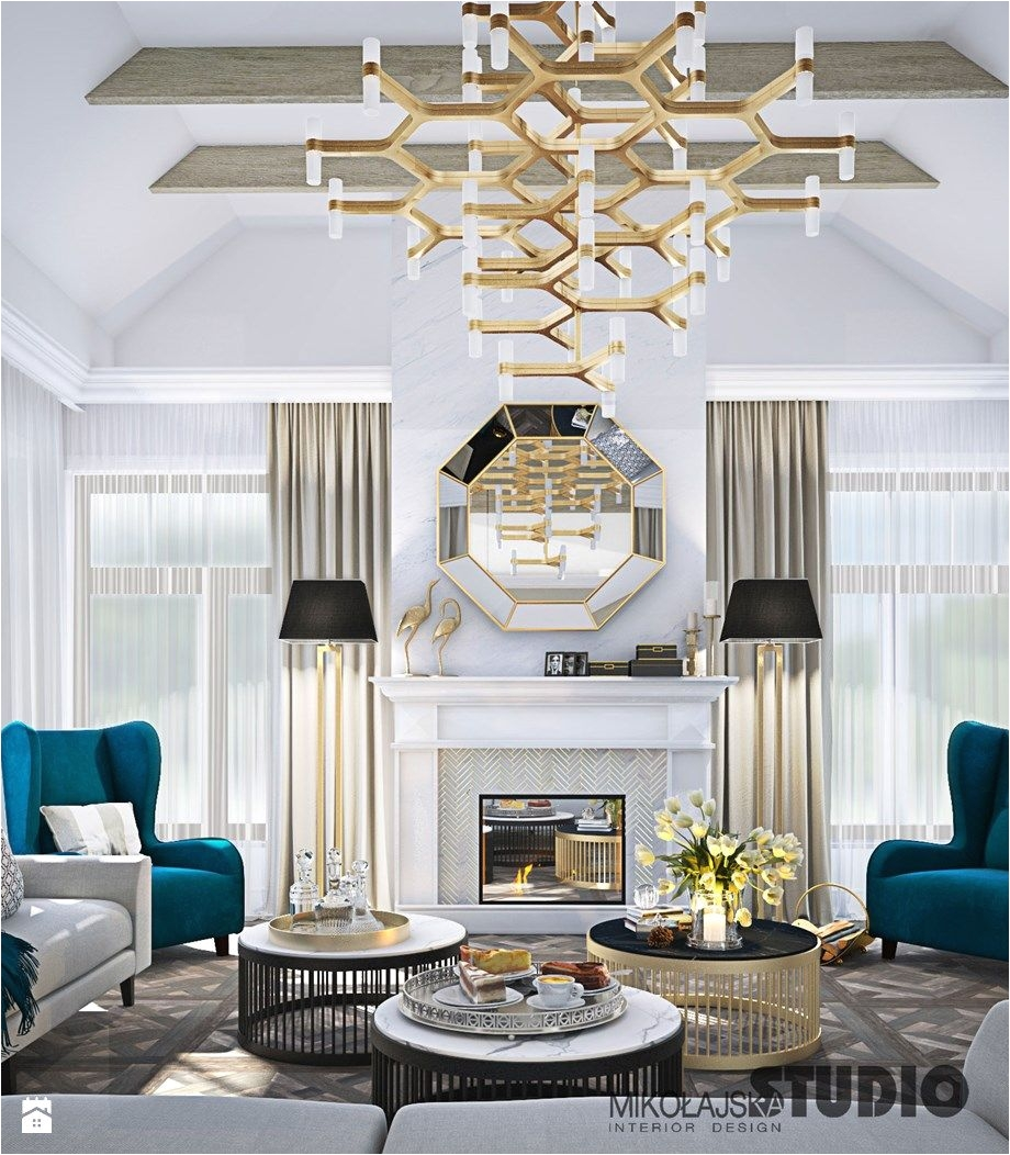 salon luxury design zdja cie od mikoa ajskastudio salon styl nowojorski mikoa ajskastudio