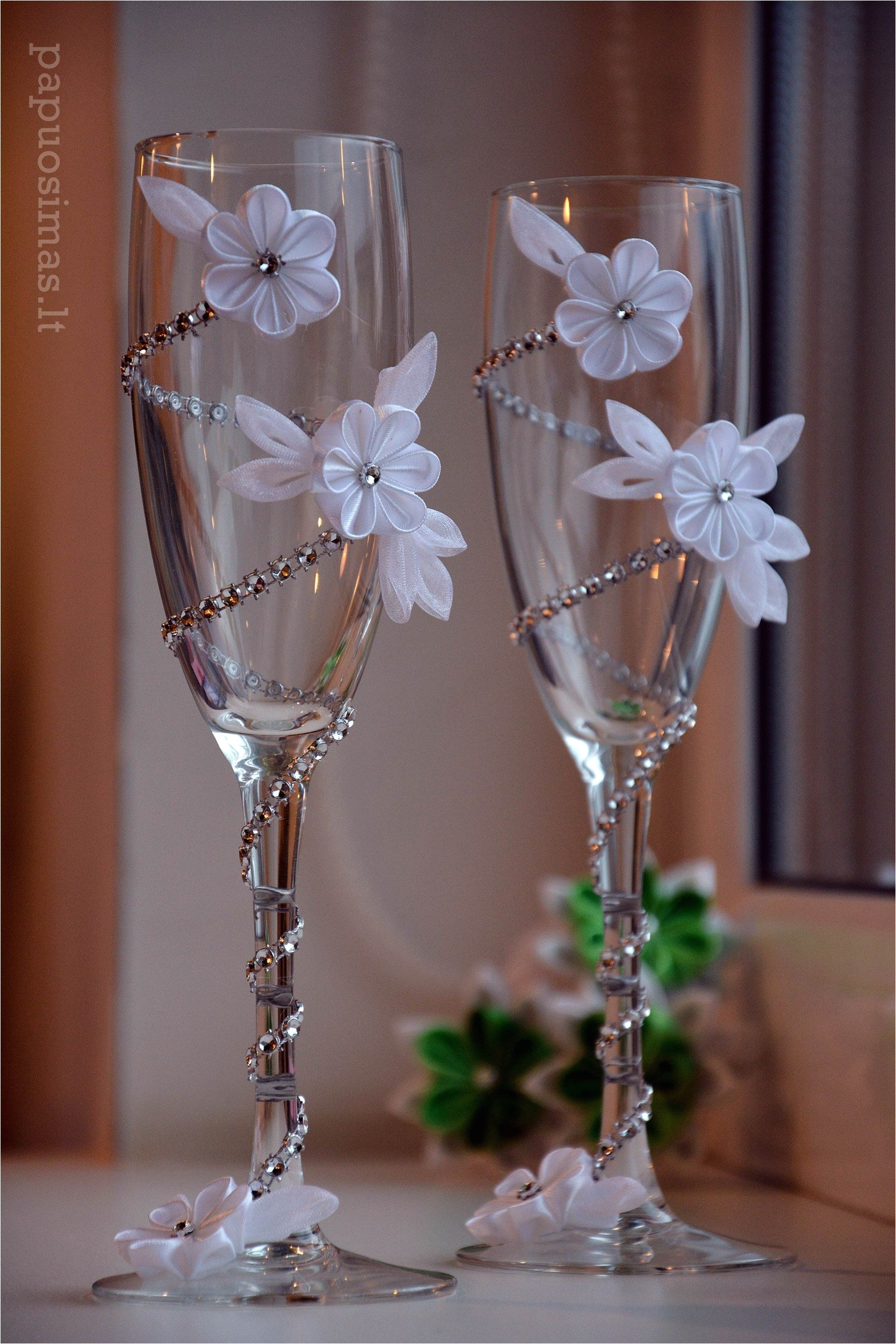 How to decorate champagne 91