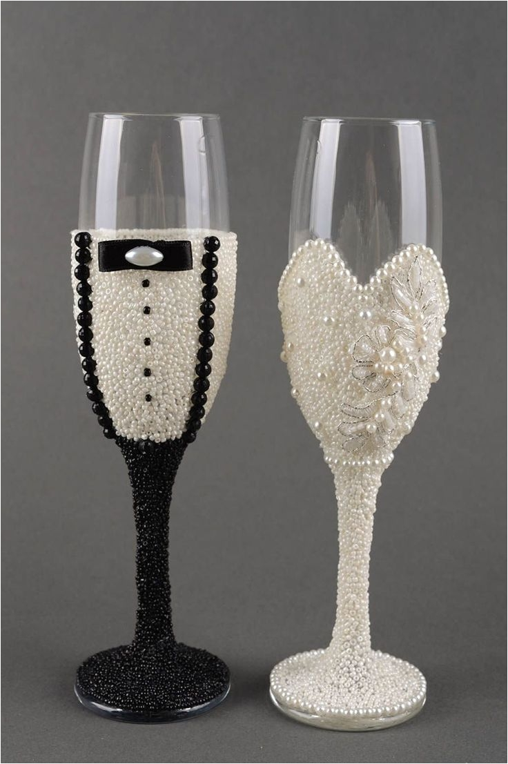 How to decorate champagne 74
