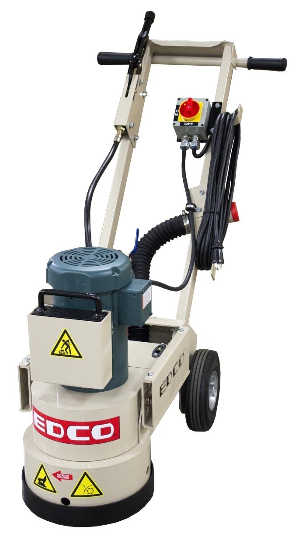 edco sec ng wedgeless electric 1 5 hp 115 230 volt floor grinder