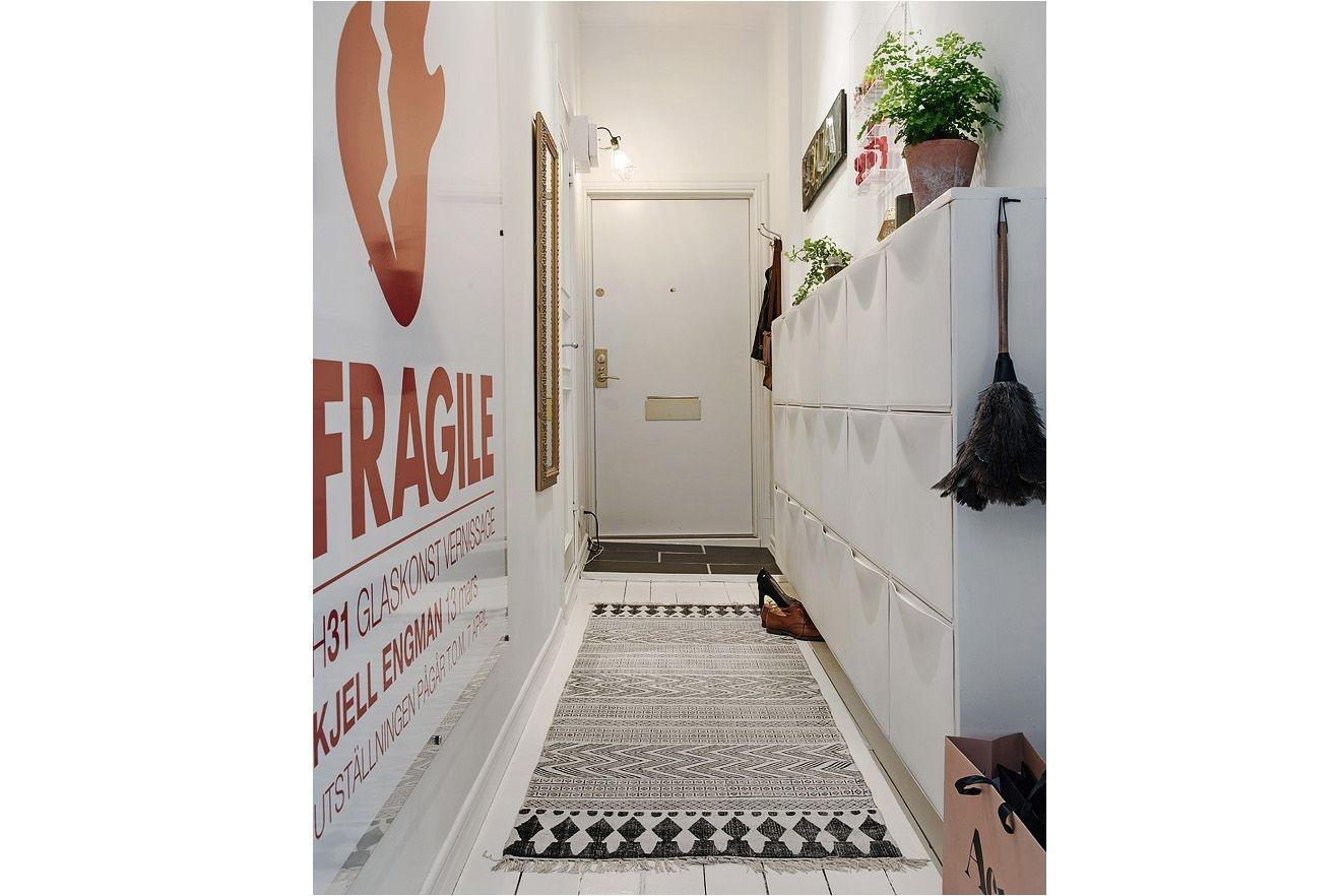 ikea trones shoe cabinet small entryway storage via smallspaces about com 56a889543df78cf7729ea14a jpg