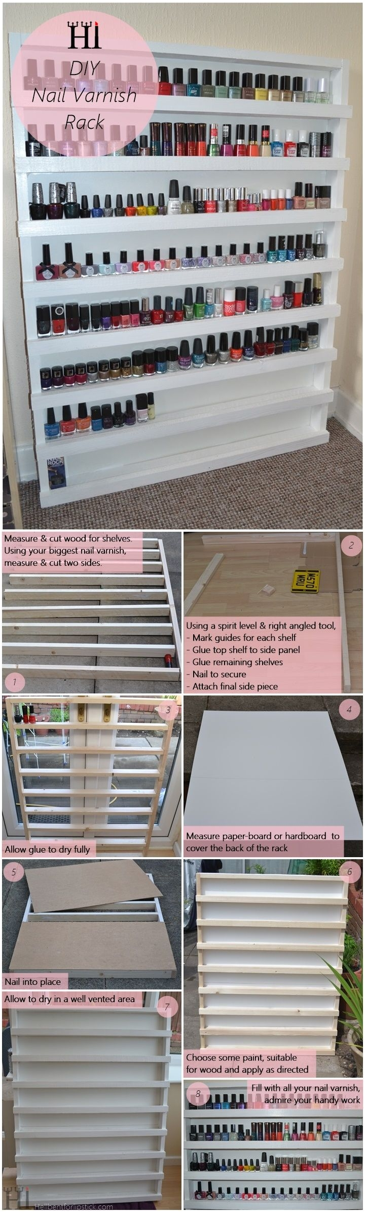 Ikea Hack Nail Polish Rack 32 Best Nails Images On Pinterest Nail Scissors Hair Style and