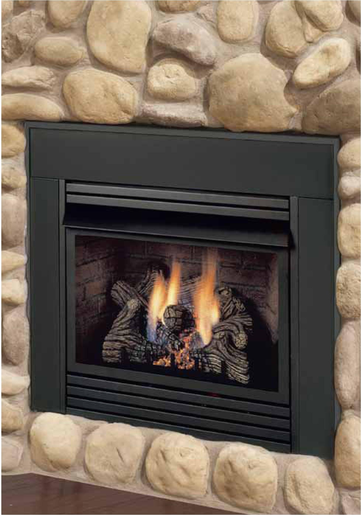 Installing A Vent Free Gas Fireplace Insert Propane Stylish Ventless Fireplaces