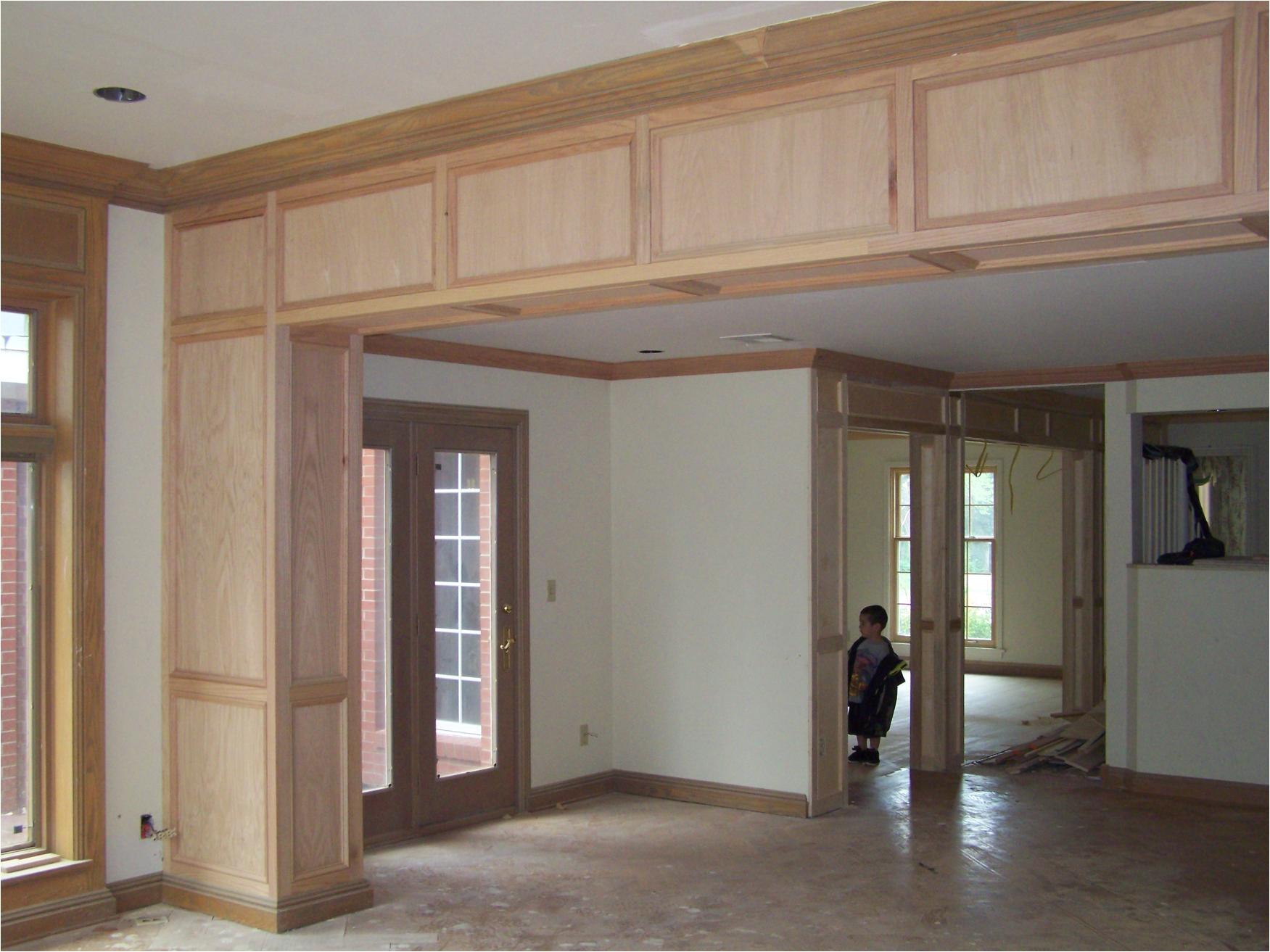 finishing basement support columns pics would be great 019 2 jpg