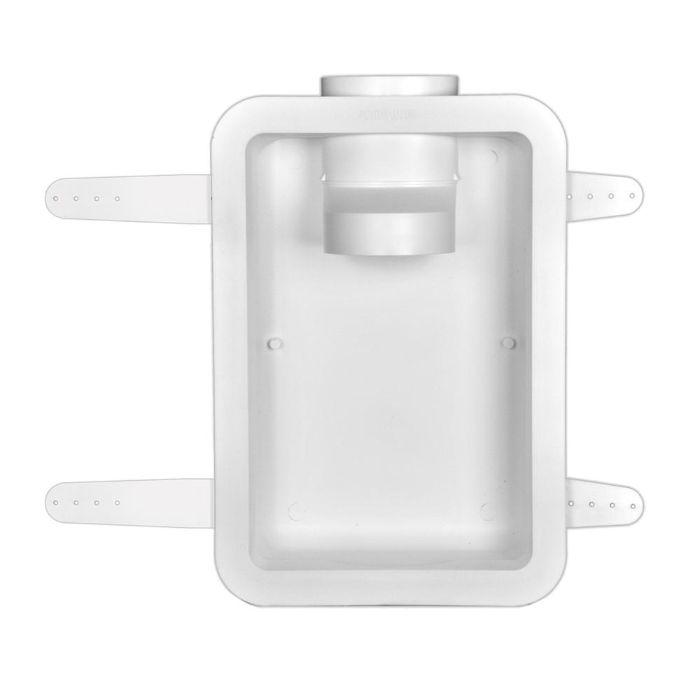everbilt recessed dryer vent box