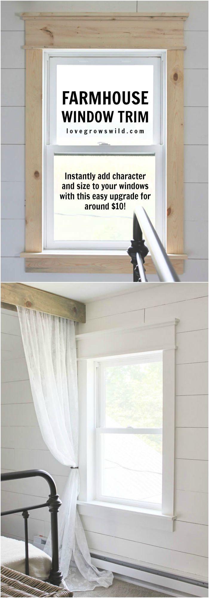 1a9152fec8b24f6bd9dd182750ab3a95 window trims shiplap window trim jpg