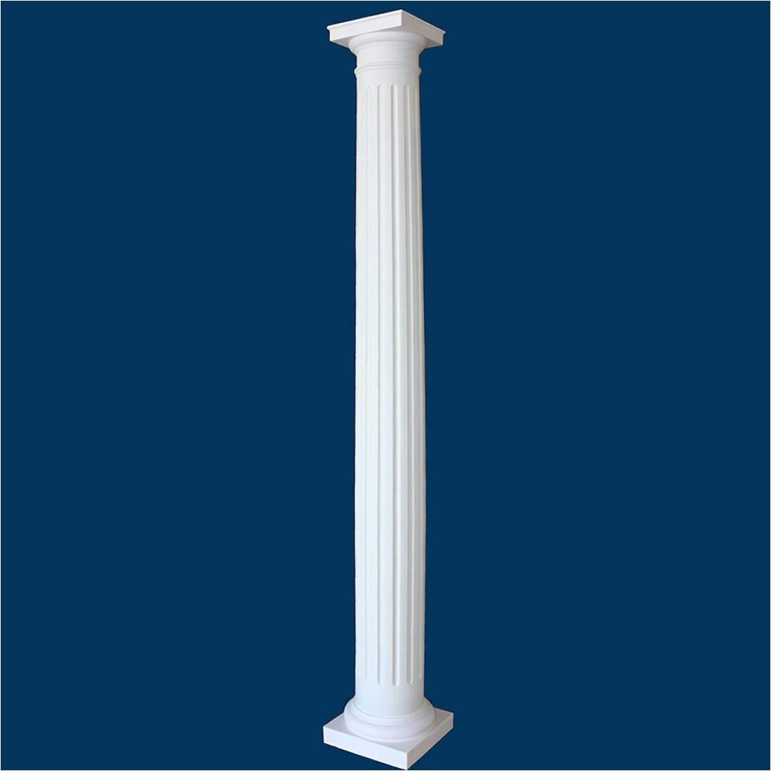 Interior Round Column Wraps Buy Porch Columns to Renovate Your Porch or Patio