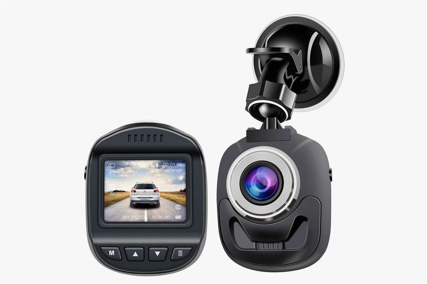 accfly mini dash cam 1080p