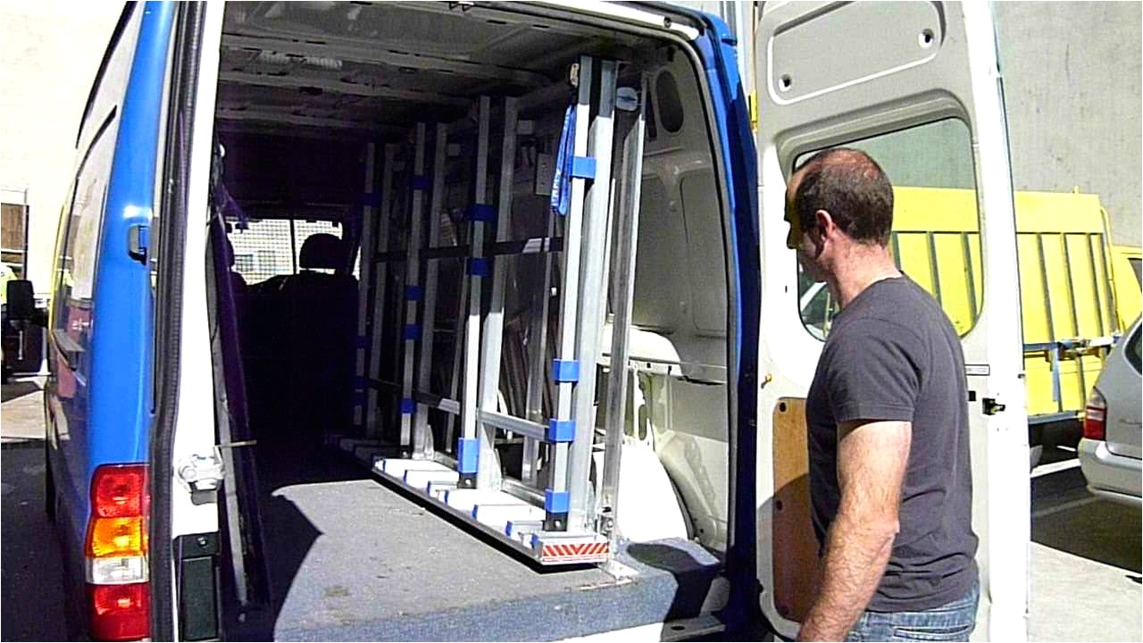 the glass racking company internal slideout glass rack