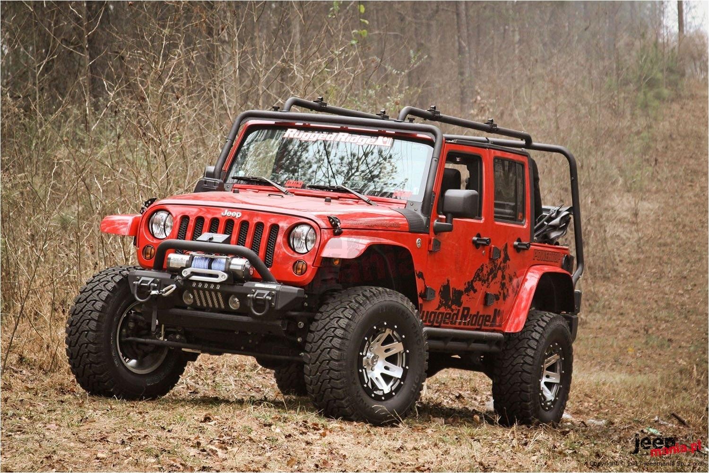 sherpa roof rack 4 door 07 17 jeep wrangler jku